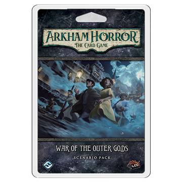 Arkham Horror The Card Game War of the Outer Gods Scenario Pack