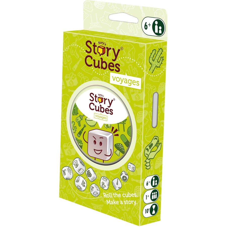 Rory's Story Cubes Eco Blister Voyages