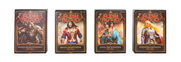 Flesh and Blood TCG Welcome to Rathe Hero Deck