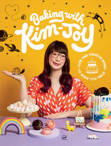 Baking With Kim-Joy Book! Signed by author.