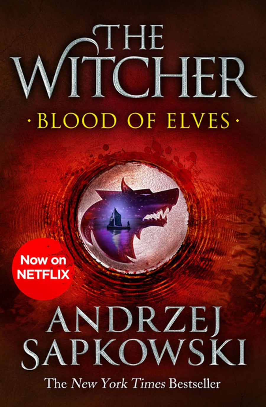 The Witcher Book 1: Blood of Elves
