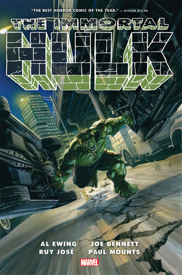 The Immortal Hulk Volume 1 HC