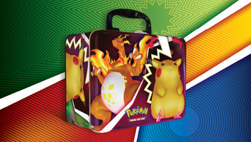 Pokemon TCG Collector's Chest Fall 2020 Rillaboom, Cinderace & Inteleon