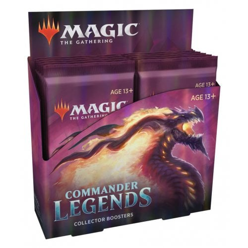 Magic: The Gathering Commander Legends Collector Booster Box