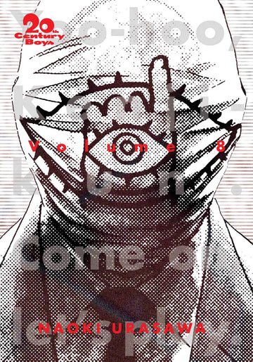20th Century Boys Volume 8
