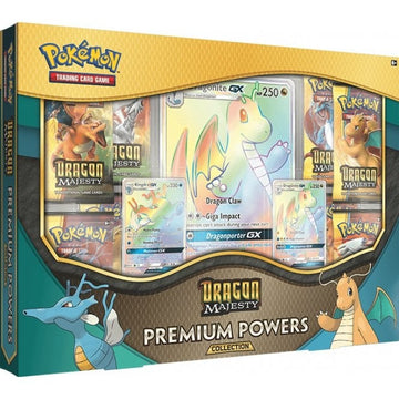 Pokemon TCG Dragon Majesty Premium Powers Collection