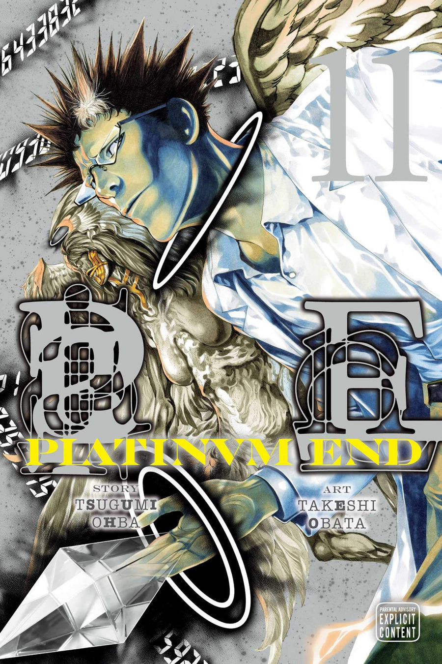 Platinum End Volume 11