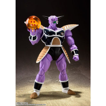 Dragon Ball Z Captain Ginyu S.H Figuarts