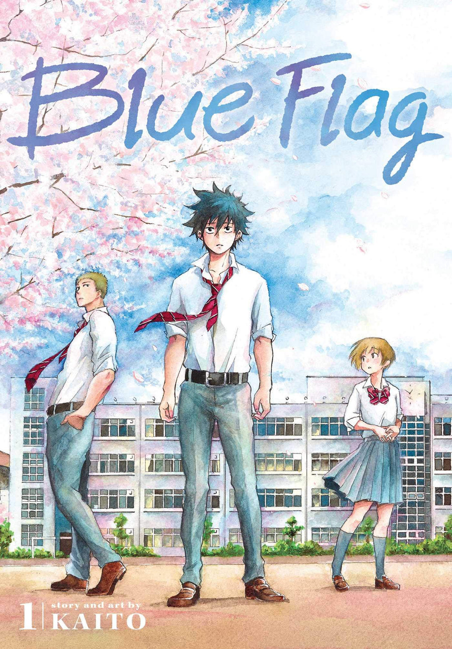 Blue Flag Volume 1