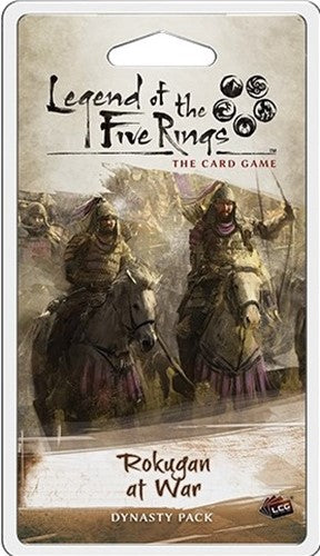 Legends Of The Five Rings LCG: Rokugan At Wars