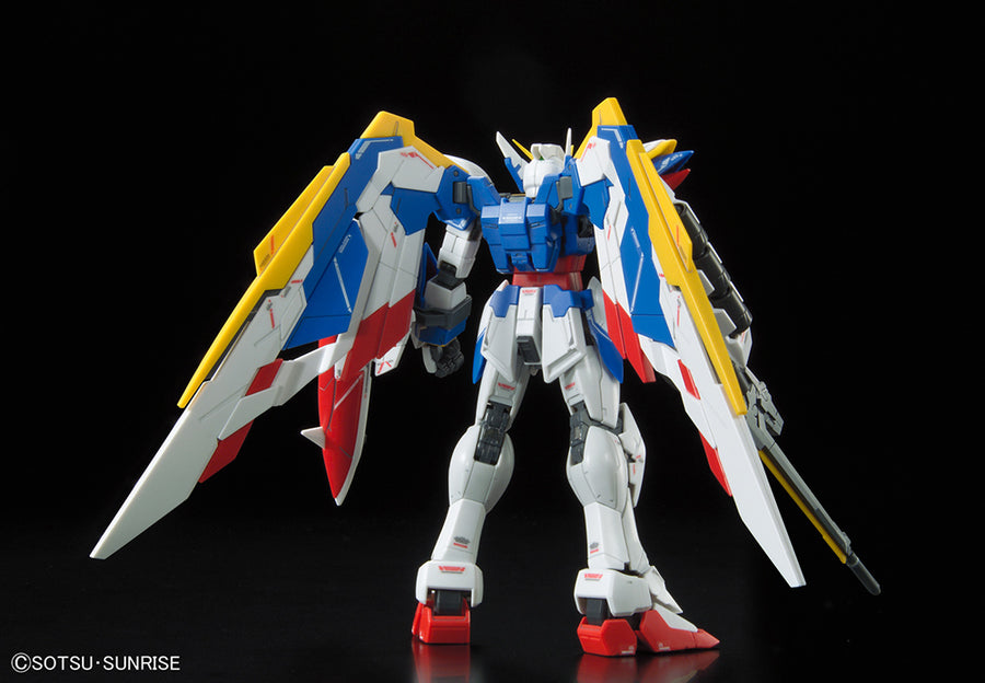 RG Gundam Wing XXXG-01W EW 1/144 Model Kit