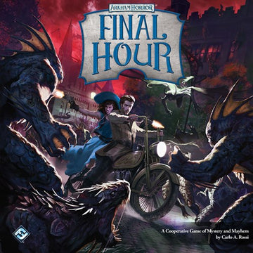 Arkham Horror 3rd Edition Final Hour
