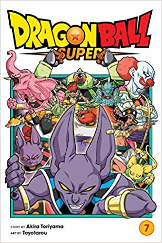 Dragon Ball Super Vol 7