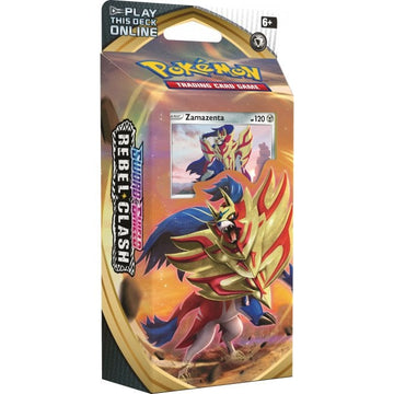 Pokemon Sword & Shield Rebel Clash Theme Deck Zamazenta
