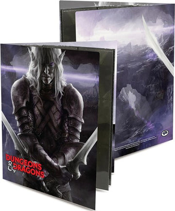 Dungeons & Dragons Character Folio Drizzt