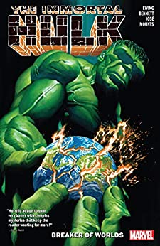 THE IMMORTAL HULK VOL 5 BREAKER OF WORLDS