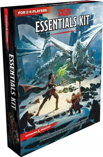 Dungeons & Dragons Essentials Kit