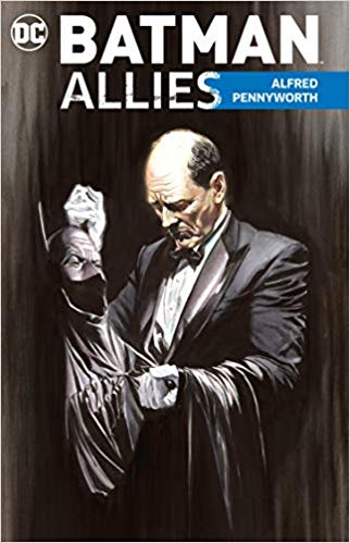 Batman Allies Alfred Pennyworth