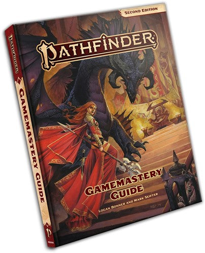 Pathfinder 2nd Edition Gamemastery Guide Hardcover