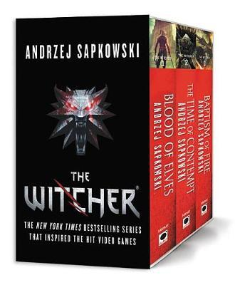 The Witcher Trilogy Box Set