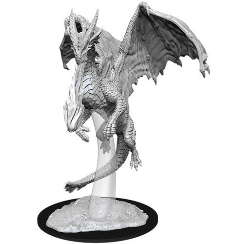D&D Nolzur's Marvelous Unpainted Minis: Young Red Dragon