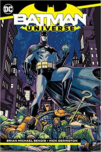 Batman Universe Hardcover