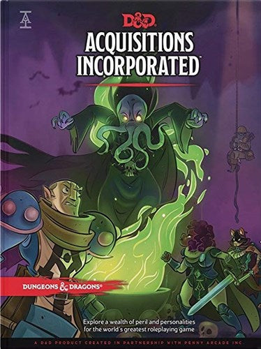 Dungeons & Dragons Acquisitions Incorporated