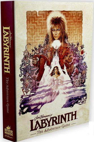 Labyrinth The Adventure Game RPG
