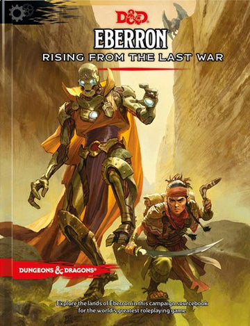 Dungeons & Dragons Eberron Rising From The Last War