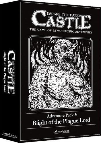 Escape The Dark Castle Adventure Pack 3 Blight Of The Plague Lord