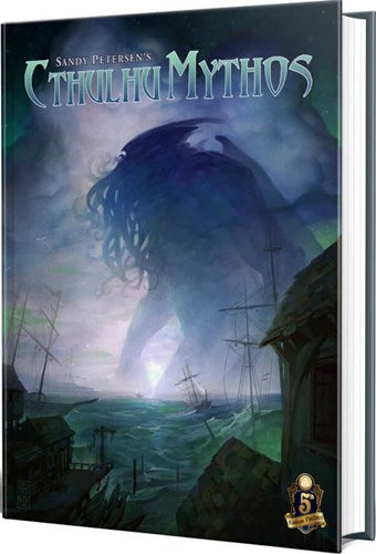 Sandy Petersen's Cthulhu Mythos 5th Edition