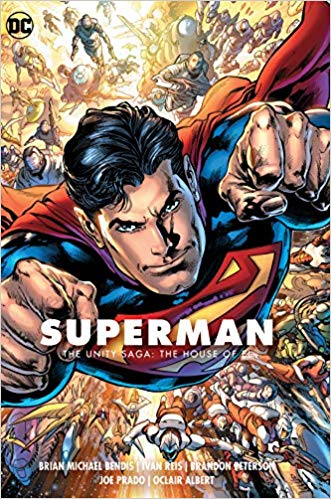 Superman Volume 2 The Unity Saga The House Of El