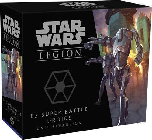 Star Wars Legion B2 Super Battle Droids