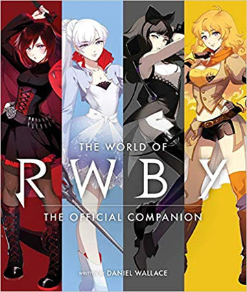 The World Of Rwby