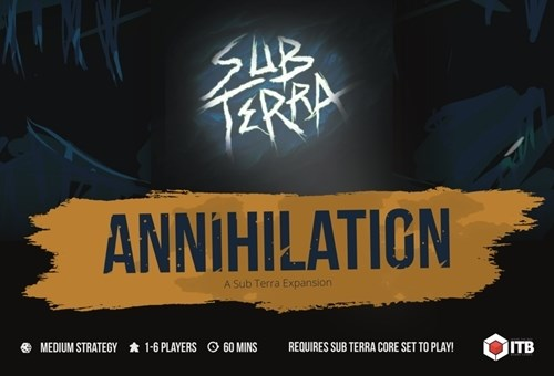 Sub Terra Annihilation Expansion