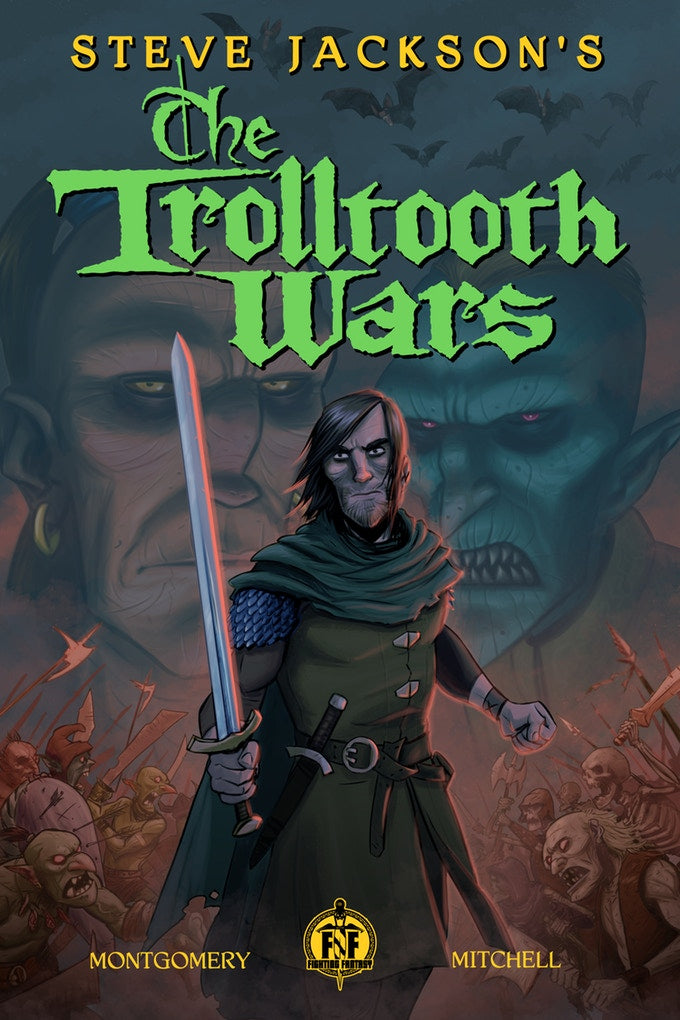 The Trolltooth Wars