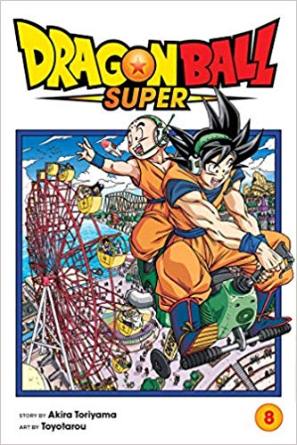 Dragon Ball Super Vol 8