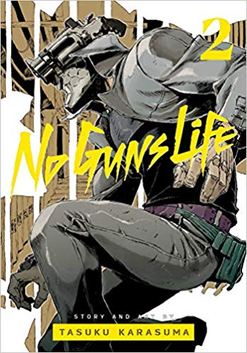 No Guns Life Vol 2