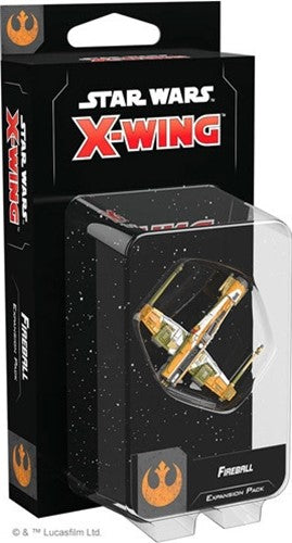Star Wars X-Wing Fireball