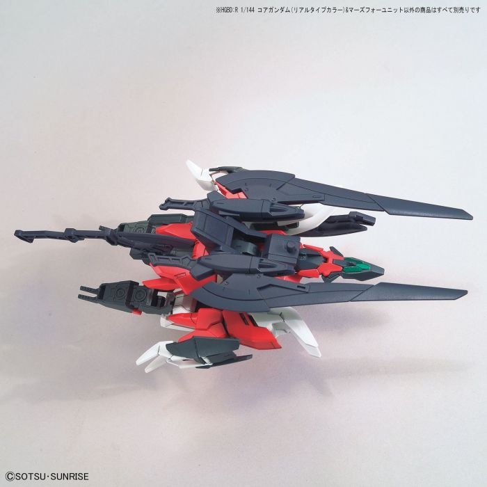 HGBDR Core Gundam Real Type Color & Marsfour Unit 144 Model Kit