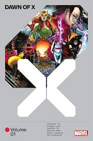 Dawn Of X Volume 1
