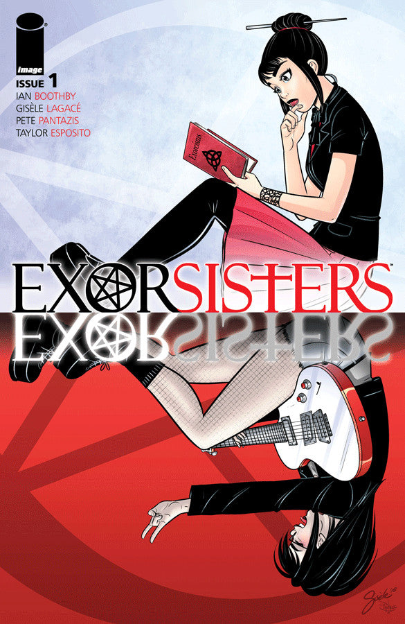 Exorsisters Volume 1 Damned if you Don't