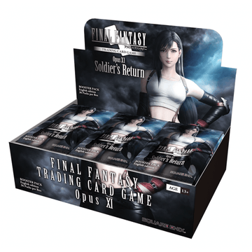 Final Fantasy Trading Card Game Opus XI Soldier's Return