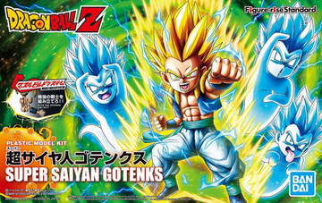 Dragon Ball Z Figure-Rise Super Saiyan Gotenks Model Kit