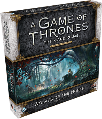 A Game of Thrones The Card Game Wolves Of The North