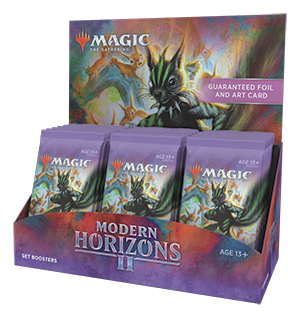 Magic The Gathering Modern Horizons Set Booster Box