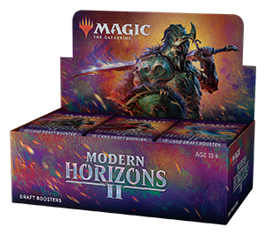 Magic The Gathering Modern Horizons 2 Draft Booster Box