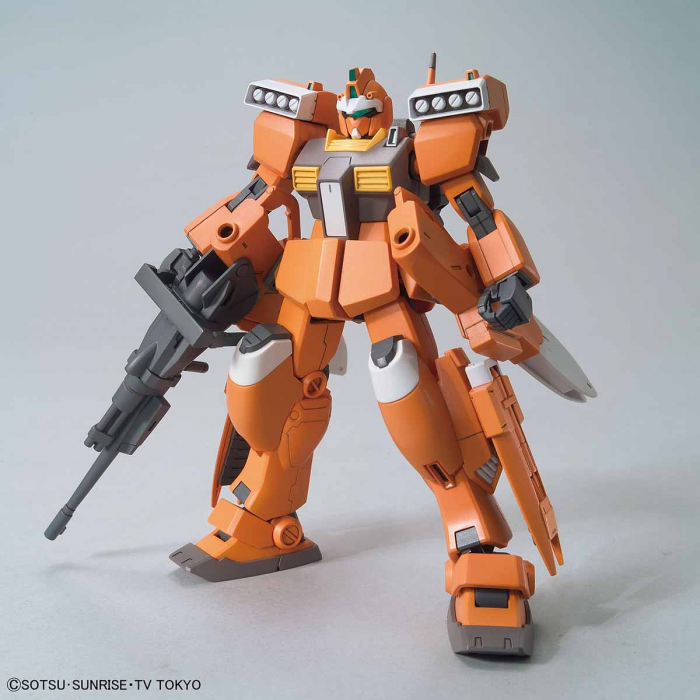 HGBD GM III Beam Master Gundam Model Kit