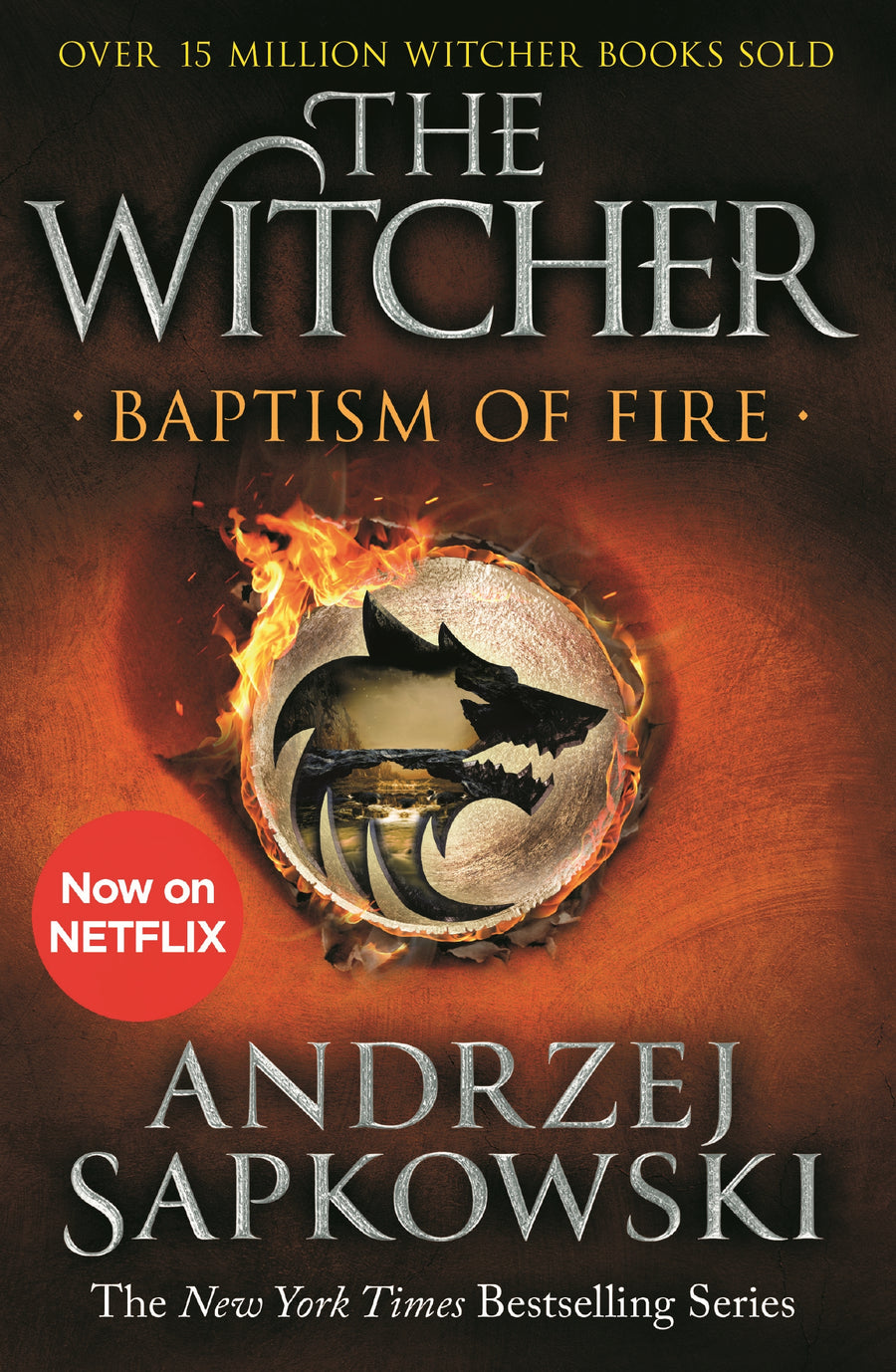 The Witcher Book 3: Baptism of Fire