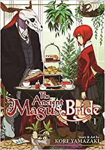 The Ancient Magus Bride Vol 1